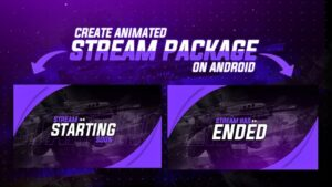 Animated Stream Pack -Free Download