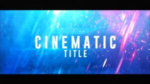 Light Leaks Title Animation Kinemaster Template – Free Download