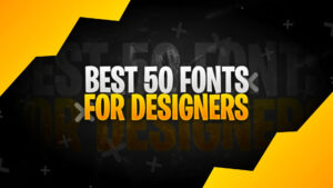 Best 50 Fonts Pack For Designers 2020
