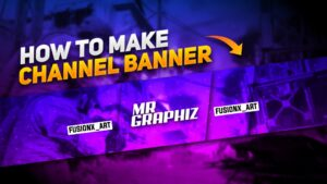 Gaming Channel Banner Pack