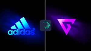 Glowing Logo Animation Pack Download