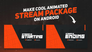 Cool Animated Stream Pack -Free Download